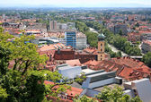 Avstriya.Grats - the capital of Styria. — Stock Photo