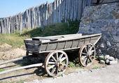 Vecchio trasporto. — Foto Stock