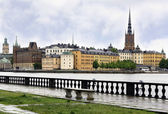 Stockholm, Sweden. Urban landscape. — Stock Photo