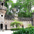 Постер, плакат: Portal of guardians in Quinta da Regaleira