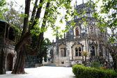 кинта да регалейра дворец — Стоковое фото