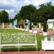 Постер, плакат: Park in Pushkin