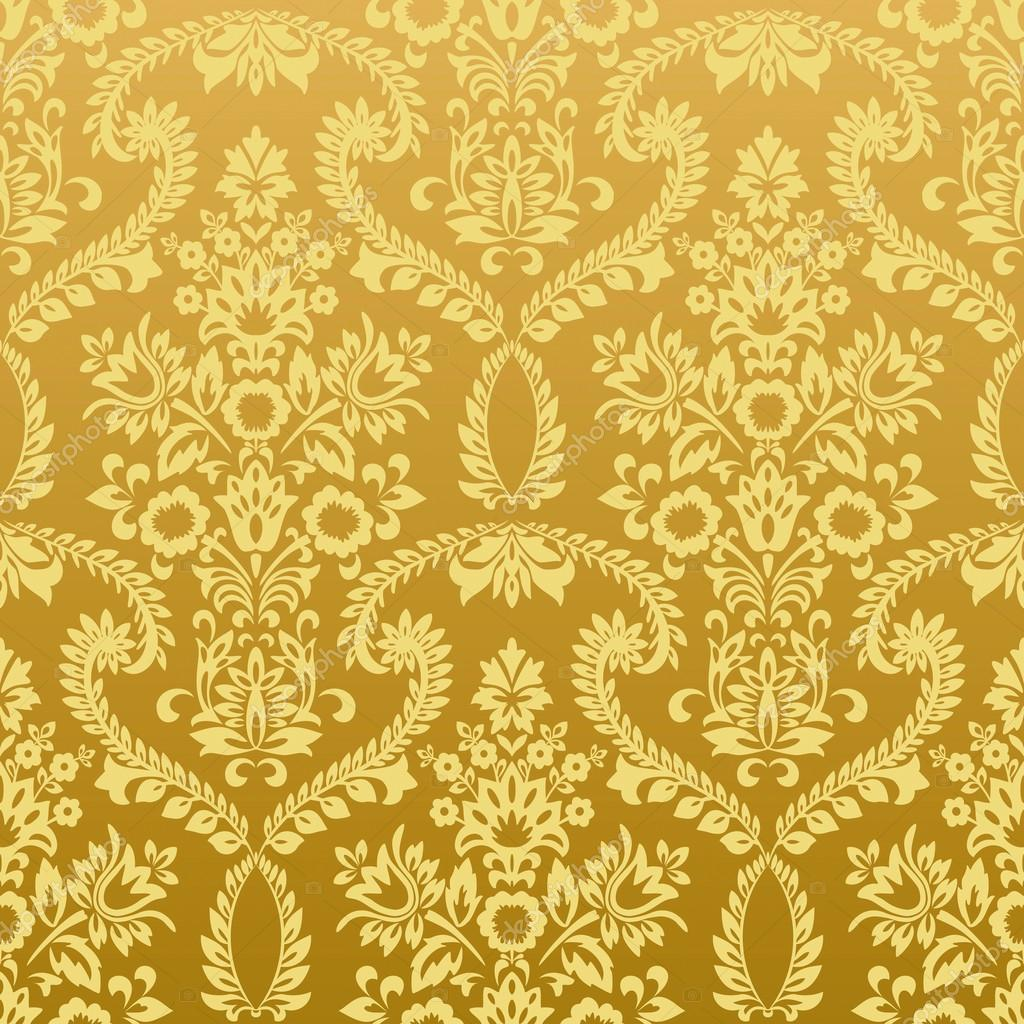 The Gallery For Gold Vintage Background