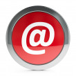 Постер, плакат: E mail icon with highlight