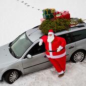 Feliz natal — Fotografia Stock