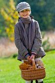 Sezon na grzyby — Zdjęcie stockowe