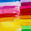 Colorful chalk pastels — Foto de Stock