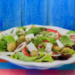 Mediterranean salad — Stock Photo