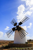Windmill in Antigua, Fuerteventura, Canary Islands, Spain — Stock Photo