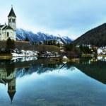 Sud Tirol - Solda, Italy — Stock Photo #46688583