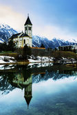 Sud Tirol - Solda, Italy — Stock Photo