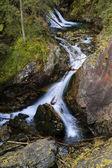 Cascata nei monti tatra — Foto Stock