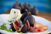 Italian delicacies, starter — Stock Photo