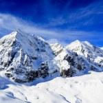 Winter mountains, panorama -  Italian Alps — Stock Photo #47443989