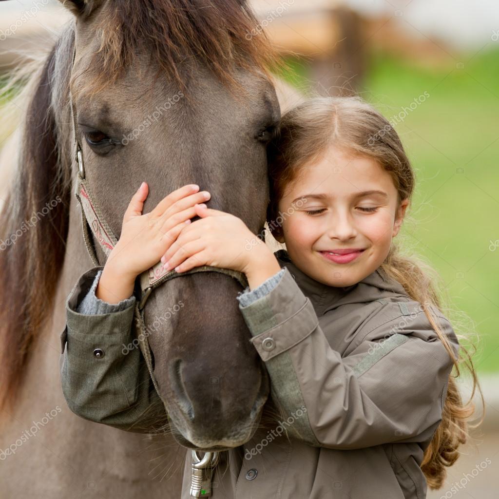 Как подписать с лошадью