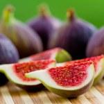 Ripe fig fruits — Stock Photo #48206653