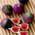 Ripe fig fruits — Stock Photo #48206665