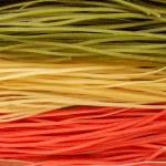 ������, ������: Italian cuisine Italian tricolor pasta