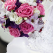 图库照片: Wedding bouquet