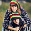 Love reggae — Stock Photo