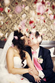 Newlyweds — Foto Stock