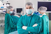 Surgeon — Stock Photo