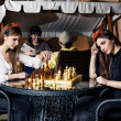The chess — Foto de Stock