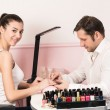 Beauty salon — Stock Photo