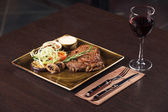 Classic Steak — Stock Photo