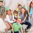 Group of children — Stock Photo #48305427
