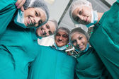 Surgeon team — Stock Photo