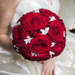 Close up of a wedding bouquet — Stock Photo #49636177