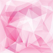 Abstract triangle background, vector — Stock Vector