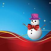 Fondo de celebración de invierno — Vector de stock