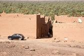 Antico borgo fortificato di marocco — Foto Stock