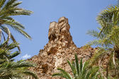 Marokko amtoudi befestigte getreidespeicher — Stockfoto
