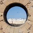 Morocco Essaouira fortified city — Stock Photo