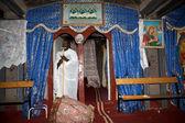 Adadi マリアム聖職教会のエチオピア — ストック写真