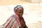 Ethiopian woman — Stock Photo