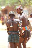 African men — Stock Photo
