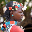 Stock Photo: Africwoman
