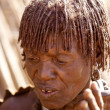 African tribal woman — Stock Photo #26445445