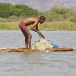 Africfisherman — Stock Photo #26446221