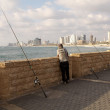 Tel Aviv skyline — Stock Photo #27424177