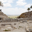 Megiddo ruins — Stock Photo #27602755