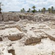 Megiddo ruins — Stock Photo