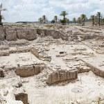 Megiddo ruins — Stock Photo #27602783