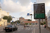 Jaffa urban area — Stock Photo
