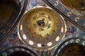 Christelijk orthodoxe kerk — Stockfoto