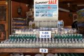 Botella de agua — Foto de Stock